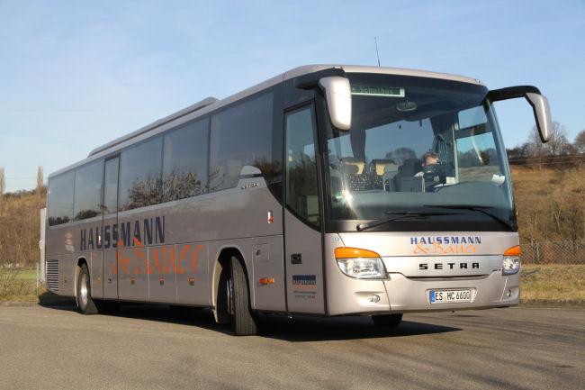 Unser Bus S 416 GT